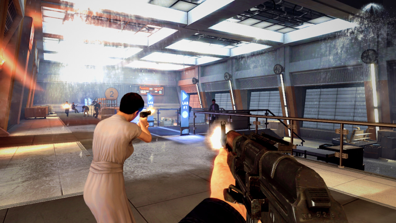 007 Legends - Gun Play (Licence to Kill)