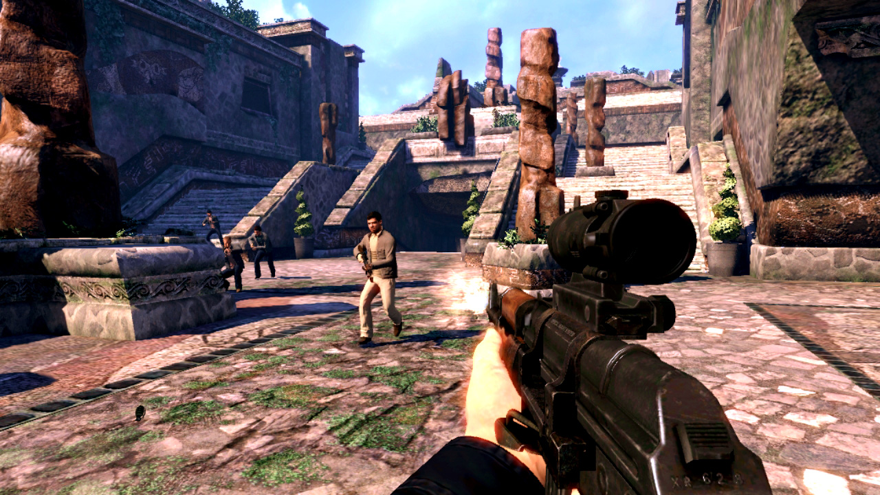 007 Legends - Temple (Licence to Kill)