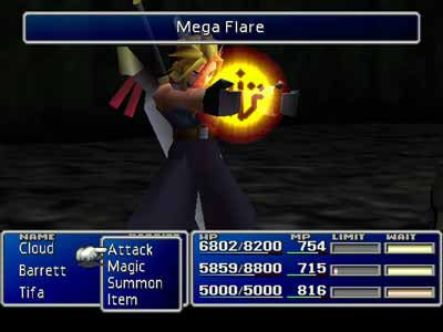 4fbc596a381c0 Final Fantasy VII Now Available For PC Download