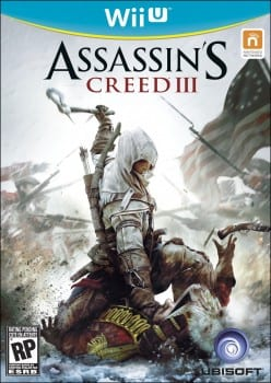 Assassins Creed 3 Wii u Cover Art e1344370681268 Assassins Creed 3 to Launch on PC November 20th, Wii U When Wii U Launches
