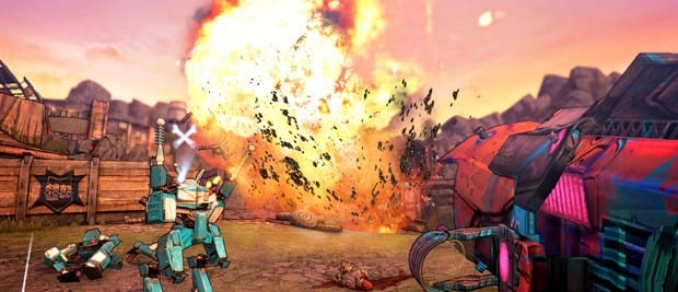 BORD Three Borderlands 2 Trailers to Help You Choose Your Weapon Brand