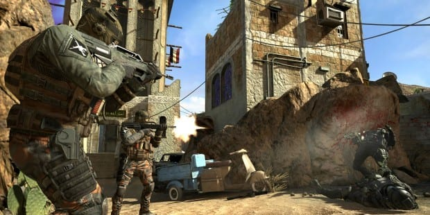 Black Ops II Black Ops II Multiplayer coming to Gamescom 2012