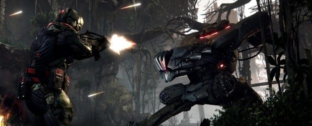 Crysis 3 Hunter and Prey MP Screen 1 Hunt the Most Dangerous Game in Crysis 3