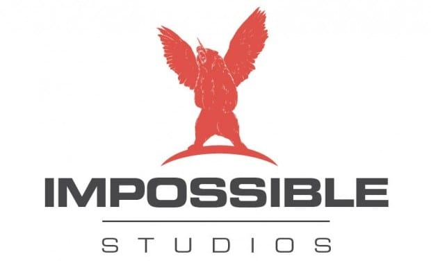 Impossible Studios logo Kingdoms of Amalur developers are now Impossible