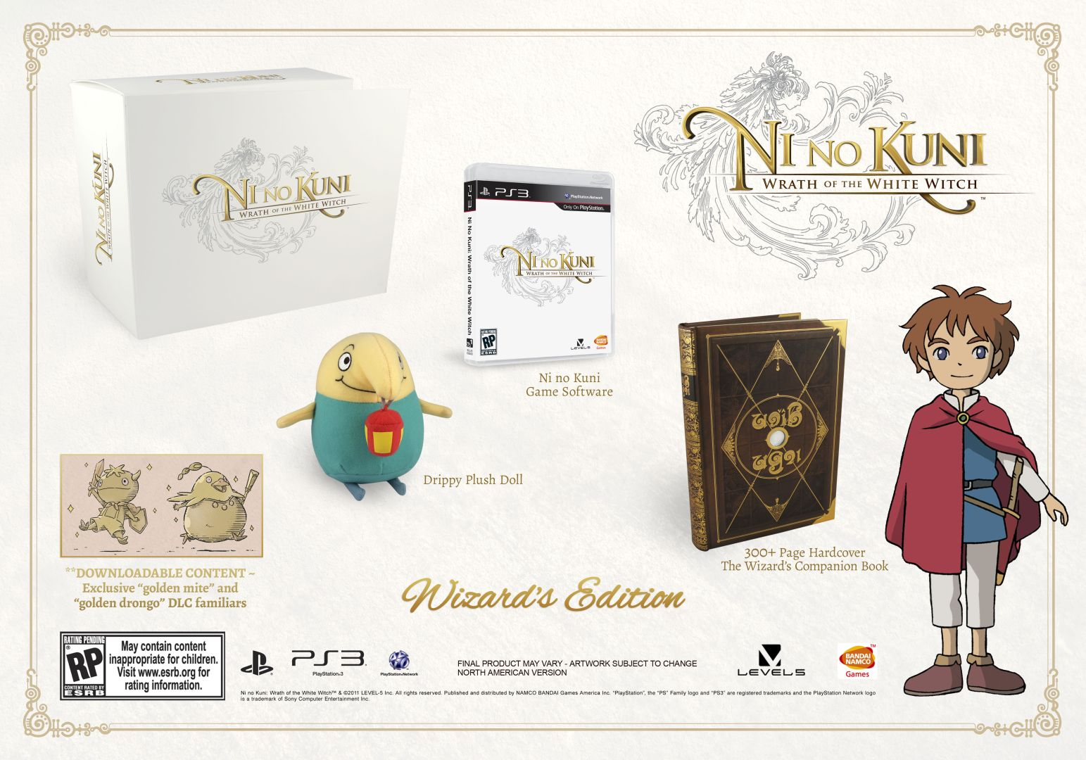 Ni no Kuni Wizard Edition 2