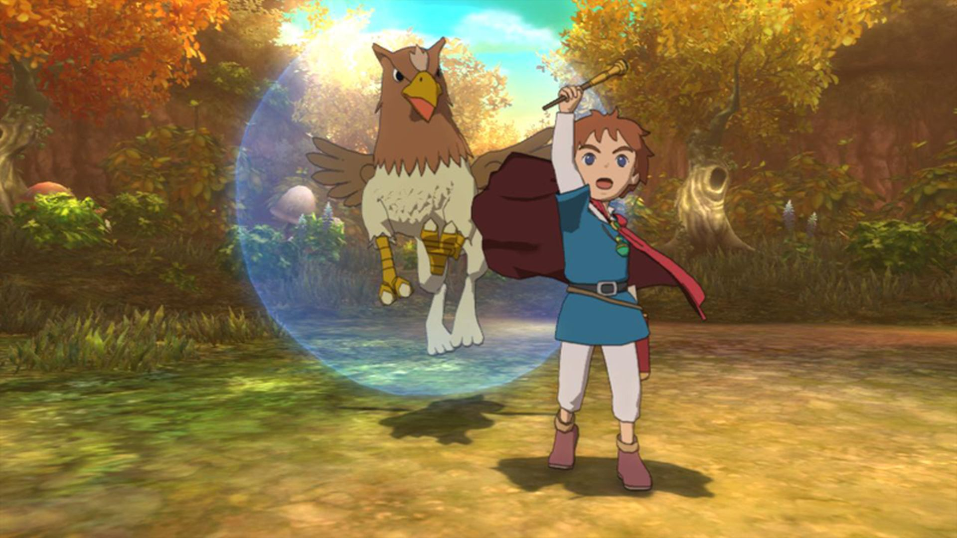 Ni no Kuni Wizard Edition 6