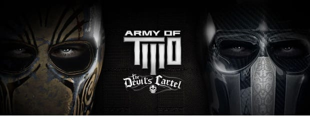 army of two cover Fistbump Your Way Through The New Army of Two: Devils Cartel Video