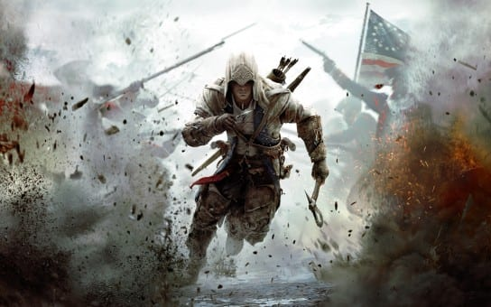 assassins creed 3 Assassins Creed III Ubisoft AnvilNext Trailer