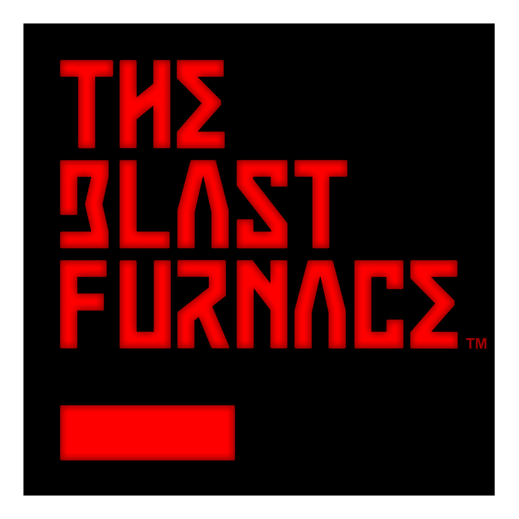 The Blast Furnace Logo