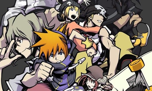the world ends with you The World Ends With You Announced For iOS, to be Released Tomorrow