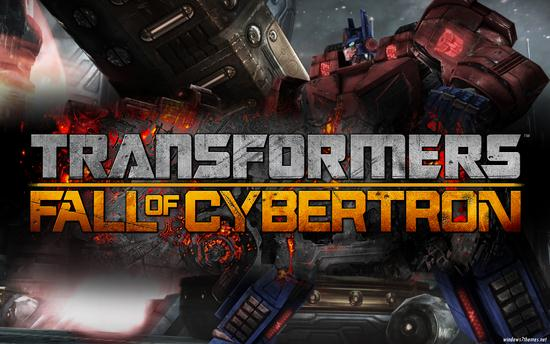 transformers fall of cybertron1 Cybertron Falls in the Best Way Possible