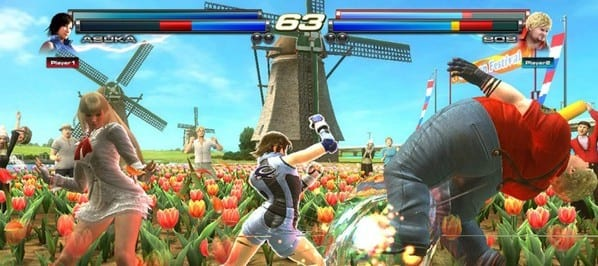 wtf Namco Provides Fans an Online Haven in The World Tekken Federation