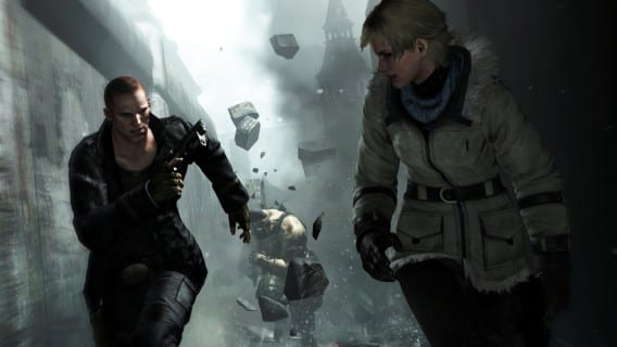 RE6 E3 Jake Sherry Ustanak 02 bmp jpgcopy Capcom Reveals Post Launch Content for Resident Evil 6