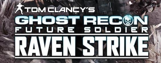 Raven Strike DLC Future Soldier DLC Released for 360, PS3