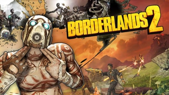 borderlands 2 big Borderlands 2 has as many Guns as it does Pre orders