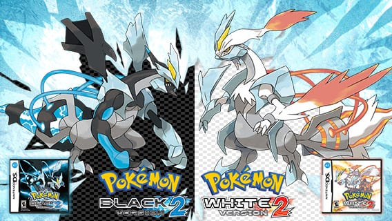 bw2 maindetail Early Purchases of Pokémon White/Black 2 to Feature Exclusive Pokémon