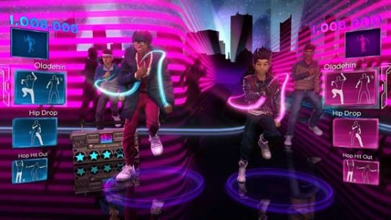 e3 2012 dance central 3 screenshots Harmonix Reveals More Tracks, More Gameplay, and Pre Order Exclusive Tracks