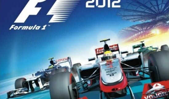 f12012 New F1 2012 Trailer Hits the Track
