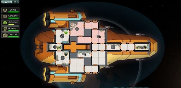 ftl1 Death by Laser, Fire and Asphyxiation! The FTL: Faster Than Light Review