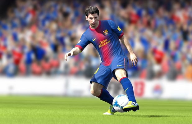 gaming fifa 13 messi screenshot 2 Nearly Two Million Fans Download FIFA 13 in First Three Days