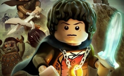 legolotr LEGO Lord of the Rings Dev Diary