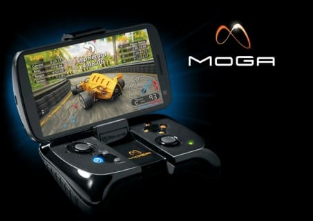 moga Odd name, Awesome controls come to Android