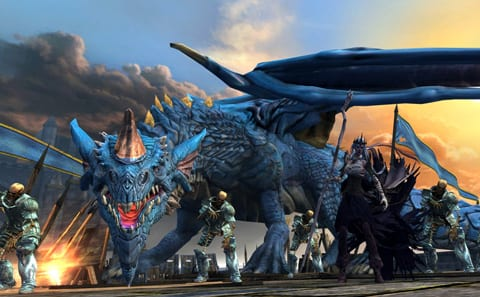 neverwinter mmo Neverwinter gives us a look at the Guardian Fighter