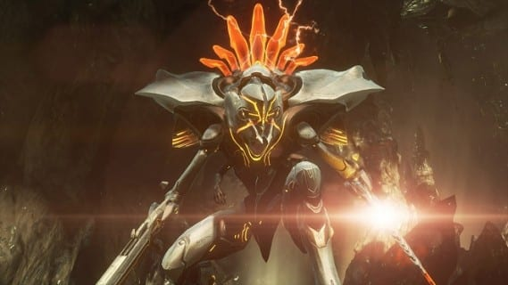 promethean 2 New Halo 4 Video Details Forerunner Enemies