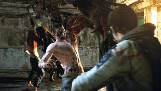 resident evil 6 Resident Evil 6 Public Demo Available for Download