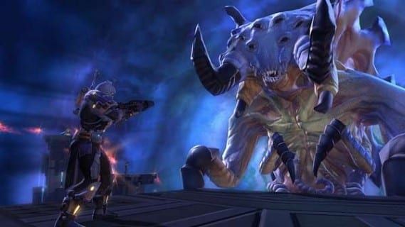 terror Star Wars: The Old Republic Gets Terrifying Update
