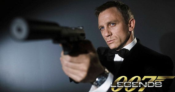 007 Legends 007 Legends launches, celebrates with a trailer