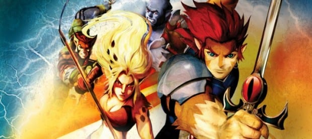 Thundercats Ho! The 80s are Calling with this DS Release!