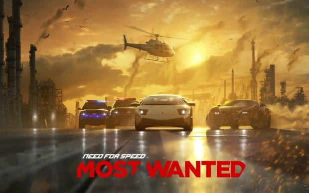 Need For Speed Most Wanted 2012 Limited Edition Cracked -Full Version Download-iGAWAR