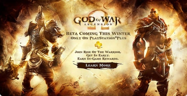 8114057433 98060b648c z God of War: Ascension Multiplayer Beta Announced