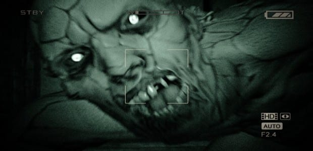 Attack2 New indie Survival Horror game Outlast has awesome pedigree