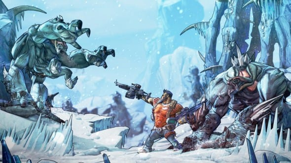 Borderlands 2 SnowAttack 590x331 Borderlands 2 SHiFT Codes available...