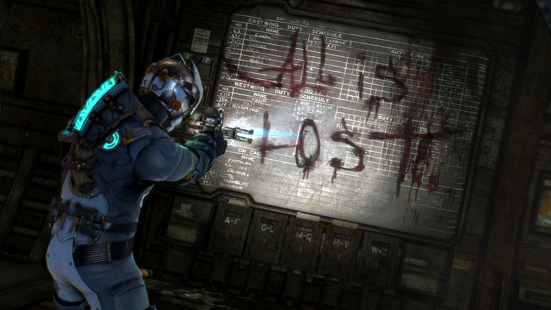 Dead Space 3 - 01