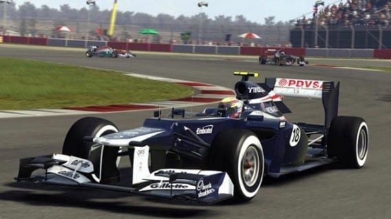 F1 2012 Game1 Formula 1 2012 Review