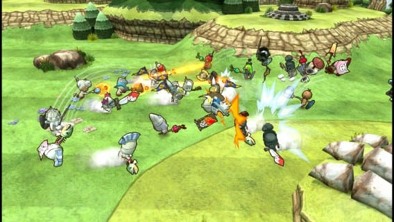 Happy Wars 026 Happy Wars Released Today on Xbox for Free
