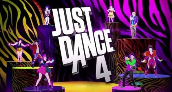 JustDance4Logo 621x334 Just Dance 4 Review