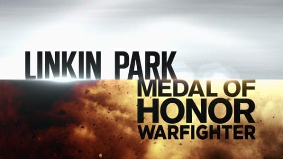 Linkin Park Medal Of Honor Warfighter 600x337 Linkin Park Castle of Glass video for Medal of Honor hits