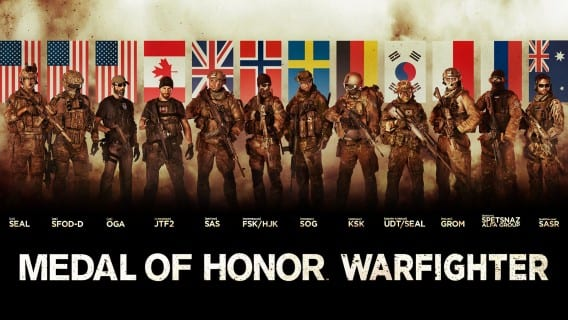 Medal of Honor Warfighter banner Medal of Honor Warfighter Single Player Preview