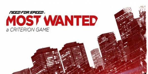 Need For Speed Most Wanted 2012 Need For Speed Most Wanted   The Most Wanted List