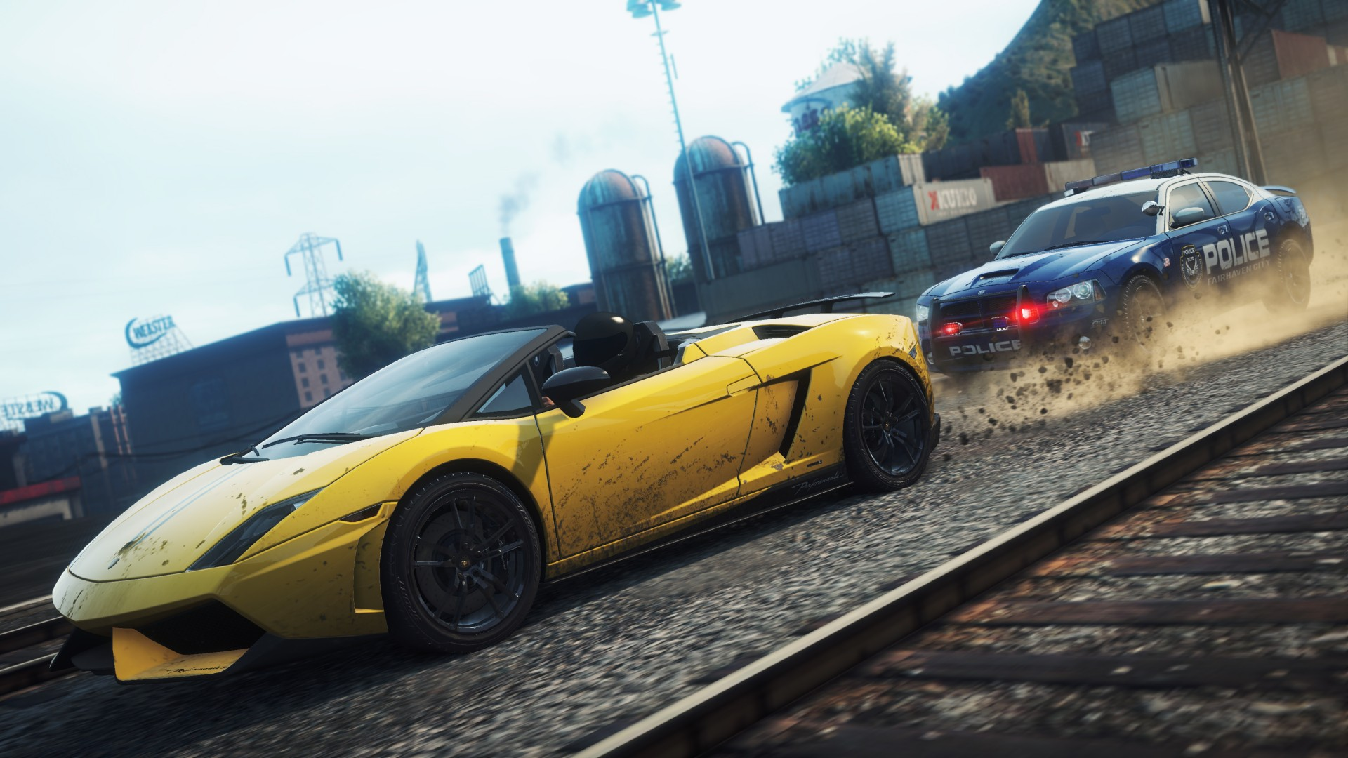 Need for Speed Most Wanted - 04