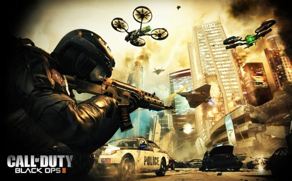 amazon exclusive call of duty black ops 2 wallpaper 1690x1050 Call of Duty is Back in Black with a Fancy Launch Trailer
