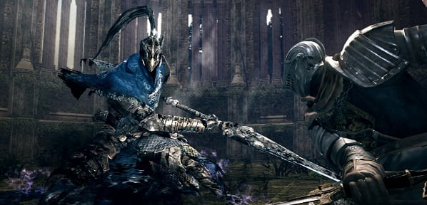 artorias of the abyss Dark Souls DLC now availible for PS3 and XBox 360