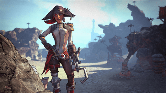borderlands 2 captain scarlett dlc Borderlands 2 Mechromancer Trailer Released Today, New Campaign DLC Tomorrow