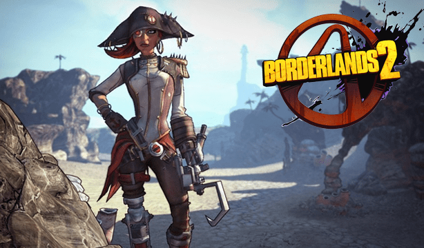 borderlands2dlc11 Pirate Booty Add On for Borderlands 2 is Out!