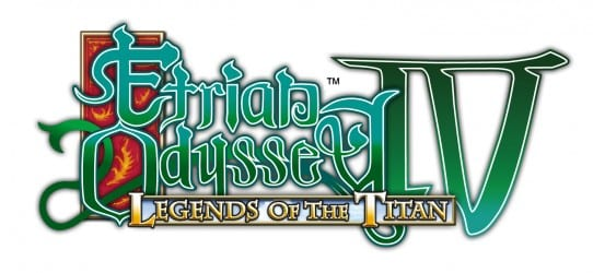 eo4 logo white Etrian Odyssey IV Set for North America in Early 2013