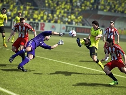 fifa 13 2 FIFA Soccer 13 Review